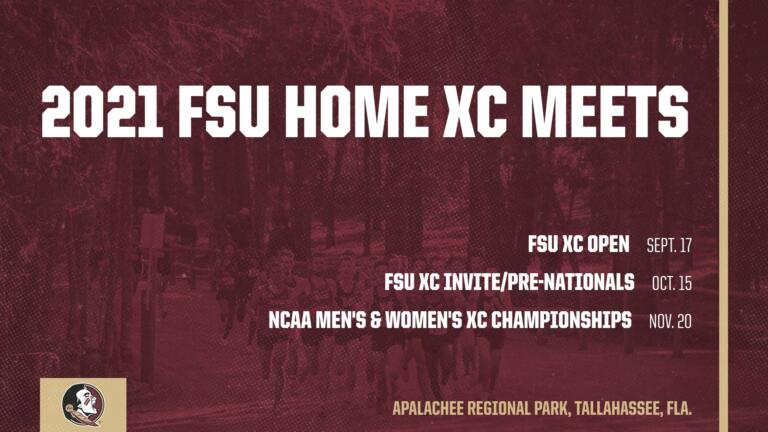 FSU to Host Three Major XC Meets in 2021