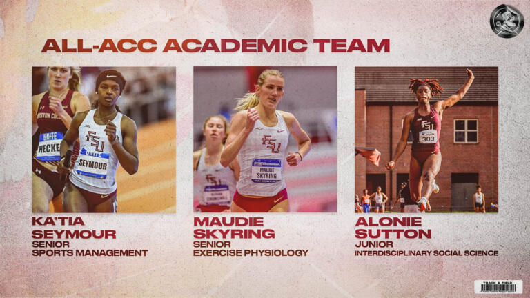Cunningham Named Scholar-Athlete of the Year Among 12 All-ACC Academic Picks