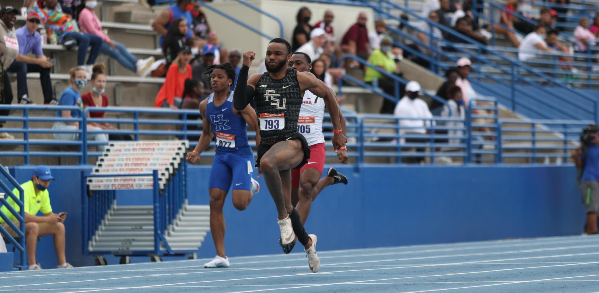 Florida State Finishes Tom Jones Invite With Unbelievable Performances