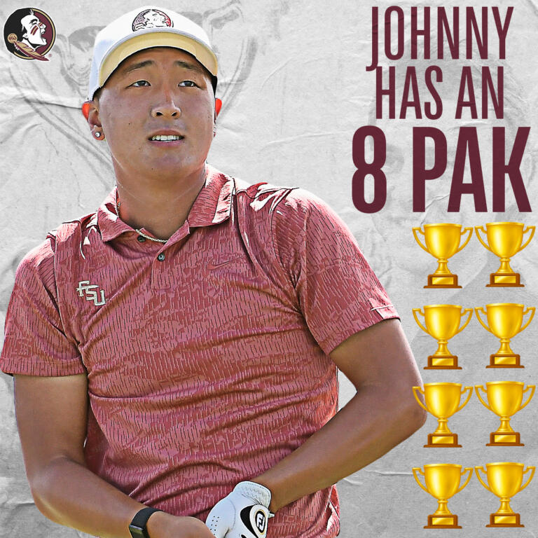 Pak Ties for Most Tournament Wins at Florida State