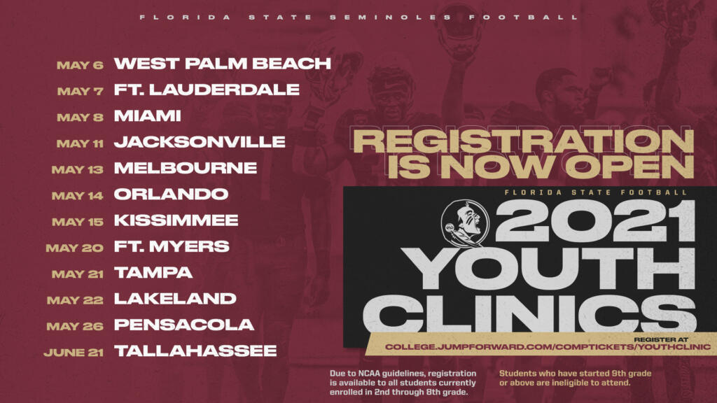 2021 Clinics and Camps