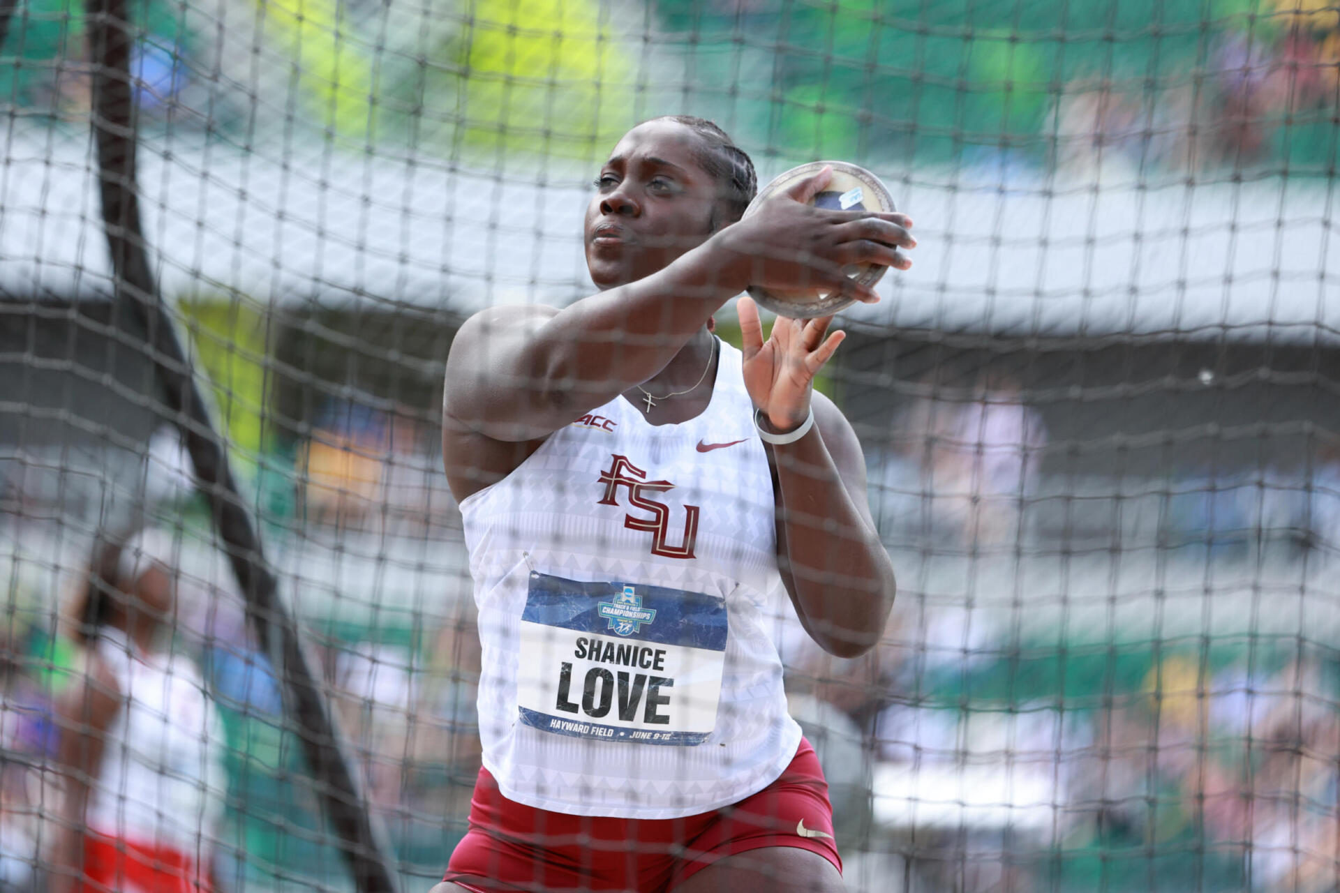 Track & Field Concludes Final Day at NCAA Championships