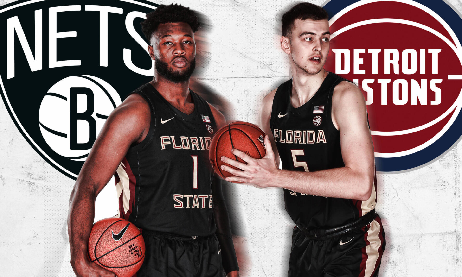 Koprivica To Detroit; Gray to Nets in NBA Draft