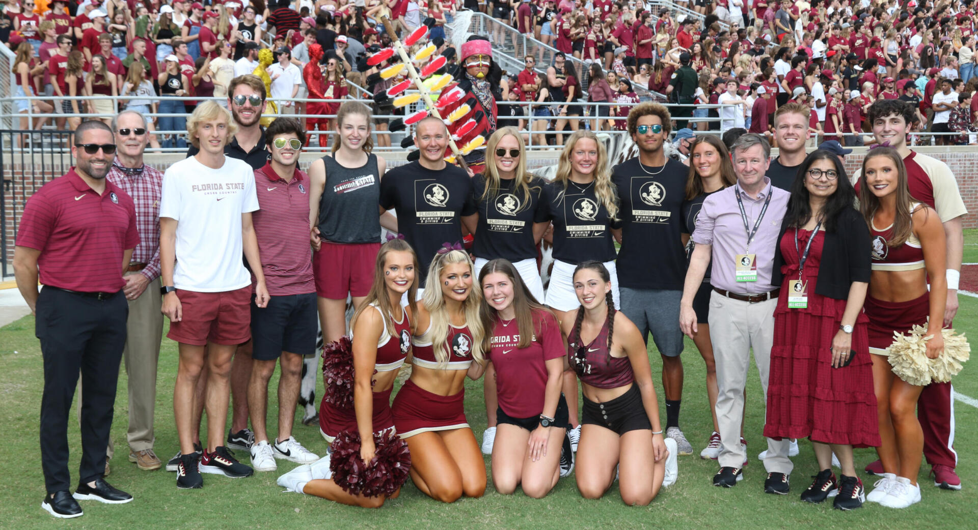 29 Student-Athletes Honored As Golden Torch Winners