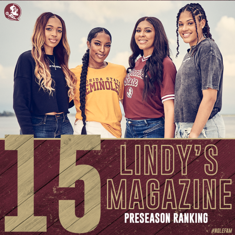 Womens Hoops Ranked 15th by Lindys Magazine